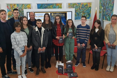 Promocijom stvaralaštva bjelopoljskih učenika obilježena Međunarodna nedjelja djeteta (video)