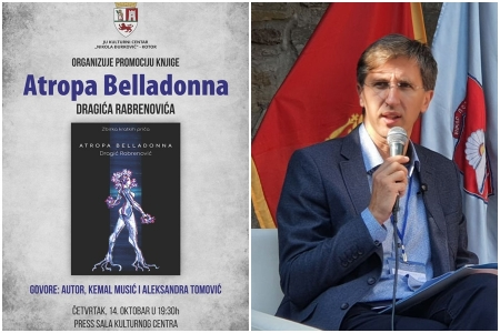 Promocija zbirke ,,Atropa Belladonna