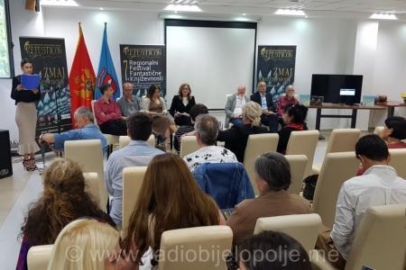 REFESTICON kultno mjesto susreta pisaca i čitalaca fantastike (audio)