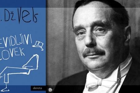 Novo izdanje SF klasika NEVIDLJIVI ČOVJEK H. Dž. Velsa