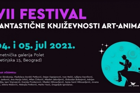 VII Festival fantastične književnosti Art-Anima