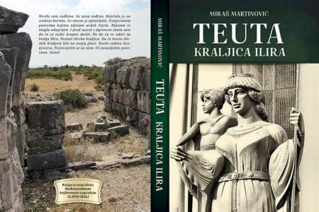 REFESTICON 21: Promocija romana Miraša Martinovića prošlogodišnjeg dobitnika Zlatnog zmaja