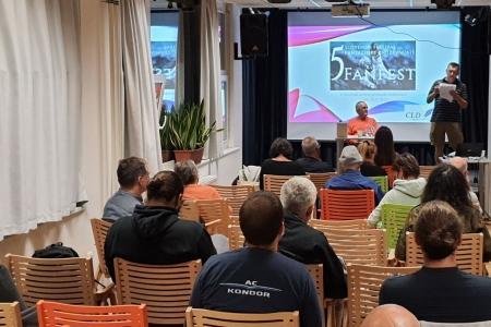 Refesticon i nova izdanja predstavljeni na Fanfestu u Sloveniji