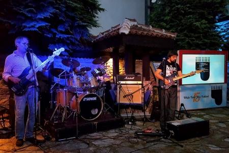 Grupa Mikrokozma i violinistkinja Verica Čuljković zatvorili 15. White Field Jazz festival
