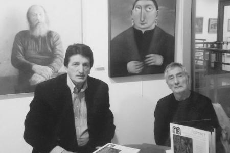 Moć fantastike: Izložba posvećena Ljubi Popoviću
