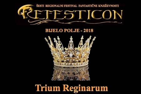 Audio snimak četvrte emisije Trium reginarum