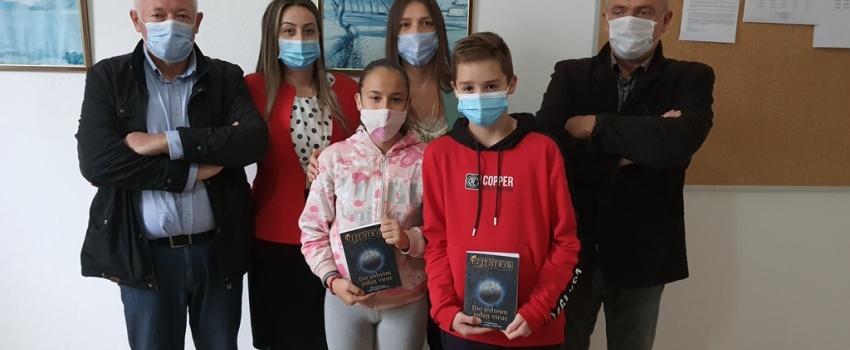 Dječija nedjelja: Refestikonska izdanja na poklon zatonskoj školi (video)