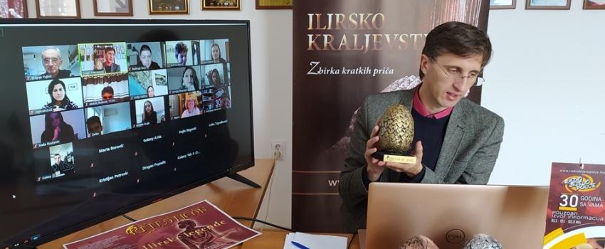 """""""REFSTICON nam je otvorio vrata književnosti i fantastike"""" (video)"""