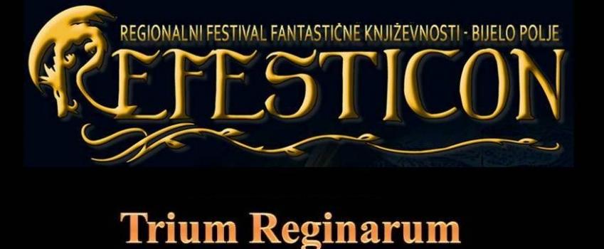 Audio snimak pete emisije Trium reginarum