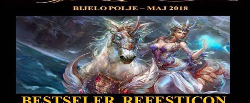 Bestseler Refesticon ponovo na programu Radija Bijelo Polje
