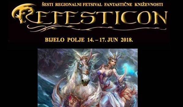 VI REFESTICON od 14. do 17. juna u Bijelom Polju (audio)